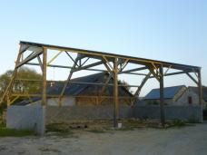 Le maçon de vos bâtiments agricoles en Ille-et-Vilaine