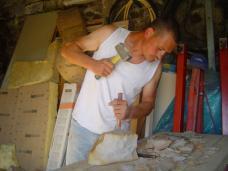 tailleur de pierres Vitré Chatillon-en-Vendelais