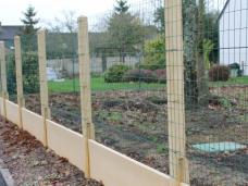 Le maçon de vos clôtures à Chatillon-en-Vendelais