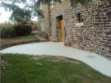 Le maçon de votre terrasse en béton en région de Vitré