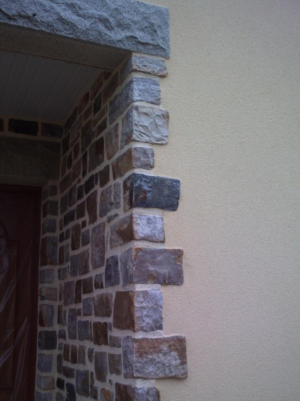 Taille de pierres facades