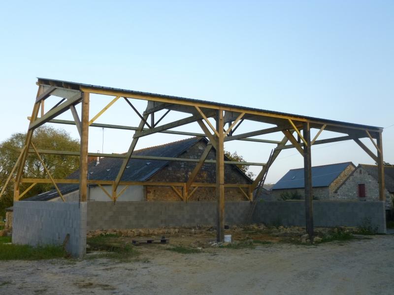 bâtiment agricole